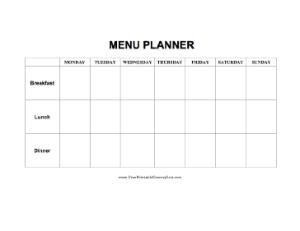 Weekly_Menu_Planner